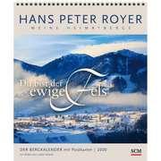 Der Bergkalender 2020 - Postkartenkalender