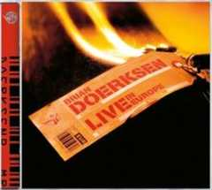 CD: Live In Europe