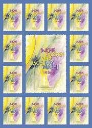Jahreslosung 2019 - Aufkleber-Gruß-Karten, 12 Stück (Galerie)