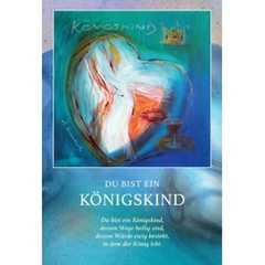 CD-Card: Du bist ein Königskind - Motiv Gemälde