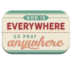 Magnet - God is everywhere