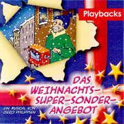 Playback-CD: Das Weihnachts-Super-Sonder-Angebot