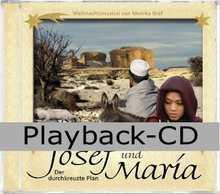 Playback-CD: Josef und Maria - Der durchkreuzte Plan