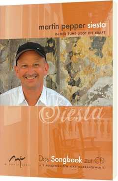 Siesta (Songbook mit Klavierbegleitung)