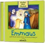 CD: Emmaus (mit Playback)
