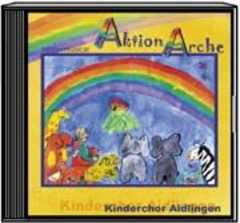 Playback-CD: Aktion Arche