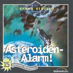 CD: Asteroiden-Alarm!