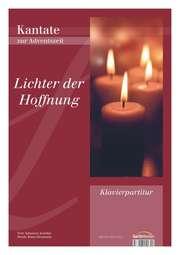 Klavierausgabe: Lichter der Hoffnung