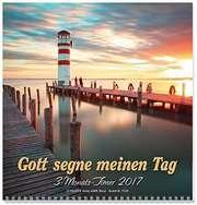 Kalender: Gott segne meinen Tag