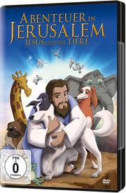 DVD: Abenteuer in Jerusalem - Jesus und die Tiere