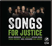 CD: Songs for Justice