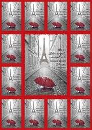 Aufkleber-Gruß-Karten: Wo es Liebe regnet, 12 Stück