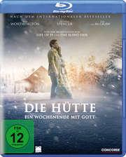 Blu-ray: Die Hütte - Ein Wochenende mit Gott