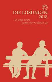 Losungen für junge Leute 2018