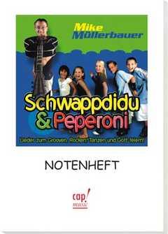 Liederheft: Schwappdidu & Peperoni