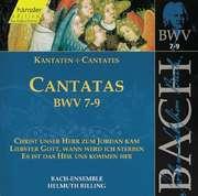 Cantatas Vol.3 (BWV 7,8,9)