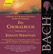 A Book of Chorale-Settings for Johann Sebastian (Morning,Thanks&Praise,Chr. Life